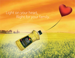 Heartlight Canola Oil