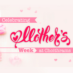 Mother's Day celebration at Choithrams