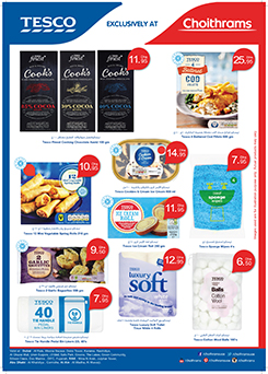 Tesco Offers!