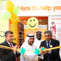 Launch of Consumer Happiness Center at Choithrams
