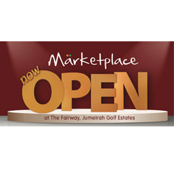 Offers at Marketplace - Jumeirah Golf Estates!