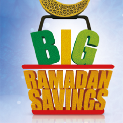 Exclusive Ramadan offers this month!