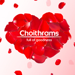 Valentine's Day celebration at Choithrams - 2018