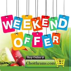 Weekend offers at Choithrams!