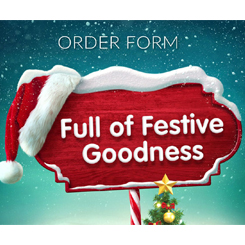 Order forms for Christmas!