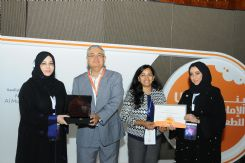 Choithrams has been honoured at 12th International Food Safety Conference (DIFSC) for the continuous support to UAE Food Bank