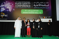 Constant Partner Award @ 12th Dubai International Food Safety Conference (DIFSC)