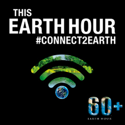 Earth Hour - 2018