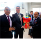 Minister of Agriculture and Forestry, Alberta Canada visits Choithrams