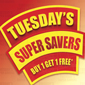 Tuesday Super Savers at Choithrams!