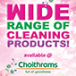 Offers on Cleaning Products!