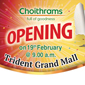 Inauguration of Choithrams at Trident Grand Mall