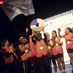 GGWCup UAE brings the focus on the UN's 17 global goals